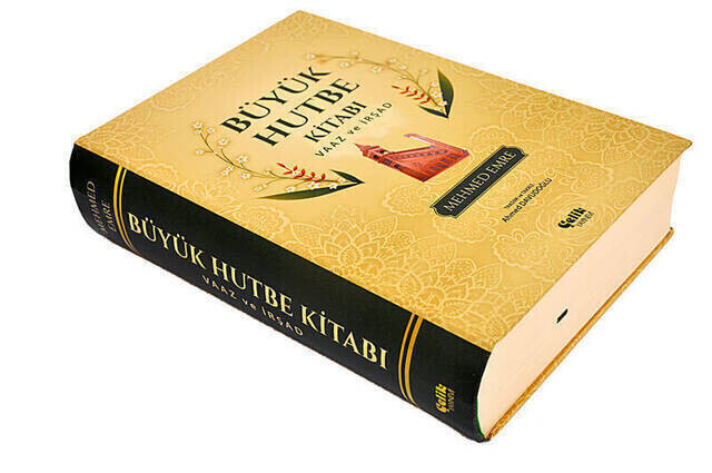 The Great Sermon Book Sermon and Irşad - Mehmed Emre-1744