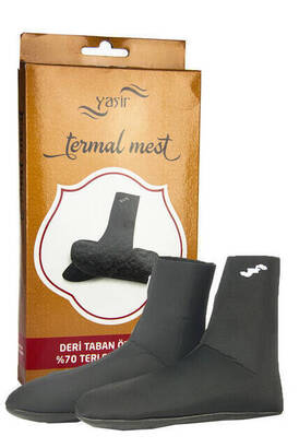 Thermal Mest - Leather Sole Feature