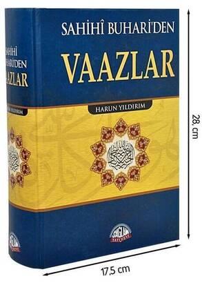 Sağlam Yayınevi - Vaazlar - Sahihi Buhari-1742