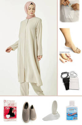 İhvan - Women's Hajj Umrah Necessity Set