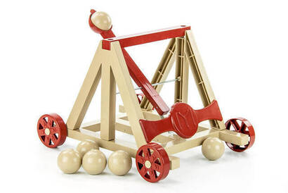 İhvan - Wooden Toy Catapult