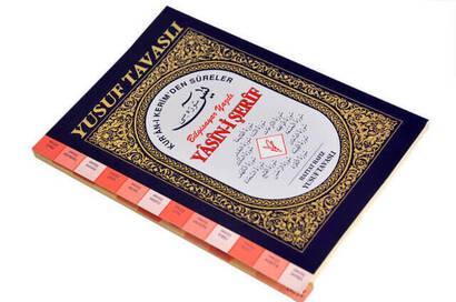 Yasin Kitabı - Çanta Boy - 128 Sayfa - Tavaslı Yayınevi - Mevlüt Hediyeliği