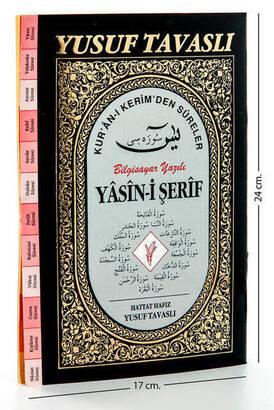 TAVASLI YAYINEVİ - Yasin Kitabı - Orta Boy - 64 Sayfa - Tavaslı Yayınevi - Mevlit Hediyesi