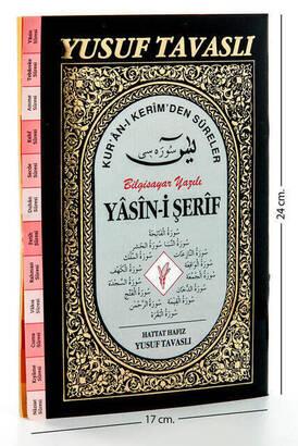 TAVASLI YAYINEVİ - Yasin Kitabı - Orta Boy - 64 Sayfa - Tavaslı Yayınevi - Mevlüt Hediyeliği