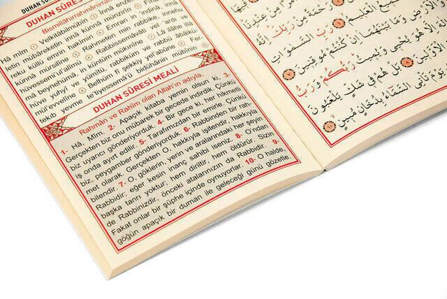 Yasin Book - Bag Boy - 208 Pages - Merve Publishing House - Mevlid Gift