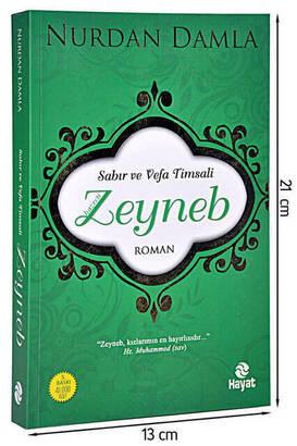 Hayat Yayınları - Zeyneb (Sabır ve Vafa Timsali)-1701